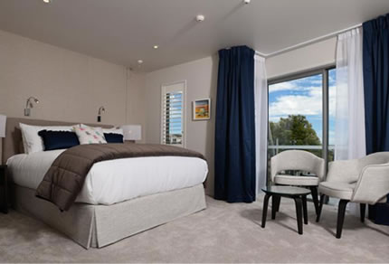 bedroom accommodation in nelson